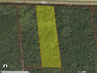Naples Residential Lots & Land For Sale: 0000 54th SE