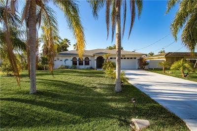Cape Coral FL Single Family Home For Sale: $399,000