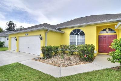 Cape Coral FL Single Family Home For Sale: $259,000