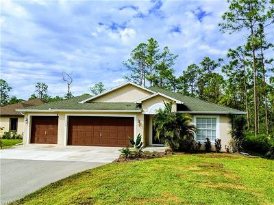 Naples Single Family Home For Sale: 685 Desoto Blvd N