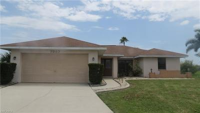 Punta Gorda FL Single Family Home For Sale: $190,000
