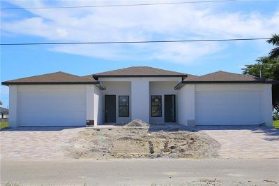 Cape Coral Single Family Home For Sale: 258 SW 3rd Ter