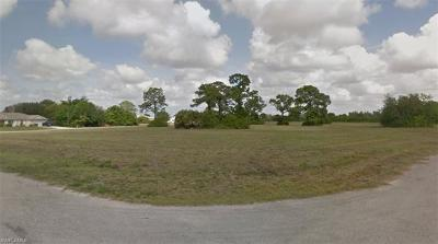 Cape Coral Commercial Lots & Land For Sale: 418 NE 5th Ter