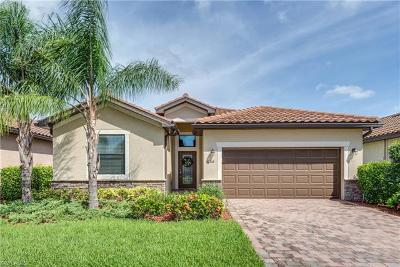 Fort Myers Single Family Home For Sale: 11316 Reflection Isles Blvd