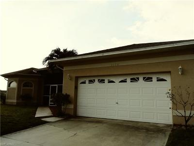 Lehigh Acres Single Family Home For Sale: 4106 12th St W