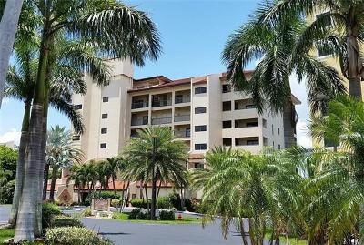 Cape Coral Condo/Townhouse For Sale: 4019 SE 20th Pl #603