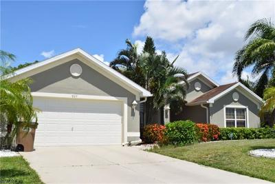 Cape Coral Single Family Home For Sale: 927 NW 12th Ave