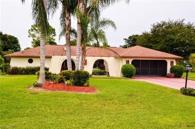 Lehigh Acres Single Family Home Pending With Contingencies: 304 Lincoln Ave