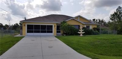 Lehigh Acres FL Single Family Home For Sale: $219,900