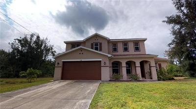 Cape Coral Single Family Home Pending With Contingencies: 1704 SW 3rd Ter