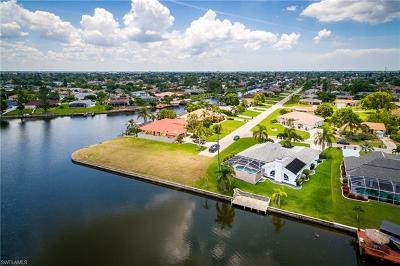 Cape Coral FL Single Family Home For Sale: $445,000