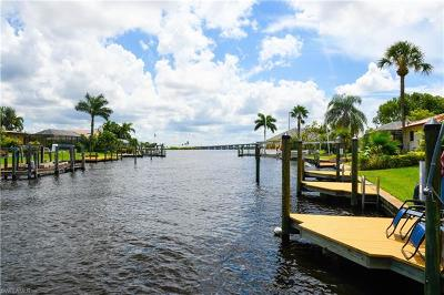 Cape Coral Condo/Townhouse For Sale: 1671 Edith Esplanade #208