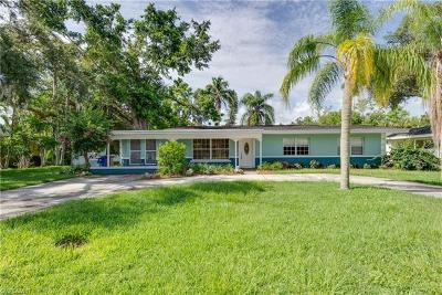 Fort Myers Single Family Home For Sale: 14813 Randolph Ct