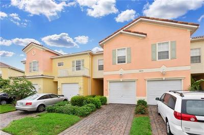 Fort Myers Condo/Townhouse For Sale: 9825 Cristalino View Way #103