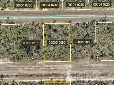 Alva Residential Lots & Land For Sale: 4212 E 28th St