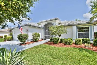 North Fort Myers Single Family Home For Sale: 2091 Rio Nuevo Dr