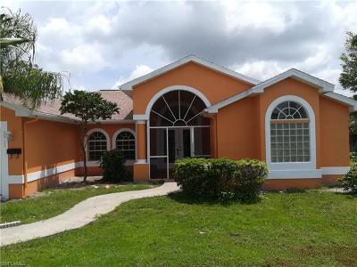 Lehigh Acres FL Single Family Home For Sale: $210,000