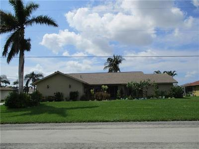 Cape Coral FL Single Family Home For Sale: $408,888