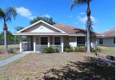 Immokalee Single Family Home For Sale: 1150 Serenity Way