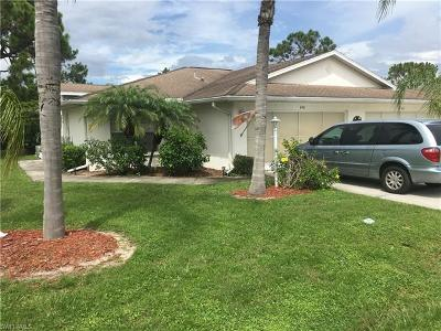 Lehigh Acres Single Family Home For Sale: 449 Bethany Village Cir