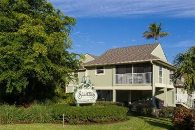 Sanibel, Captiva Condo/Townhouse For Sale: 2840 W Gulf Dr #36
