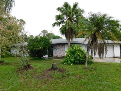 North Fort Myers Single Family Home For Sale: 9701 Veronica Blvd