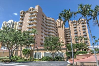 Fort Myers Condo/Townhouse For Sale: 14250 Royal Harbour Ct #314