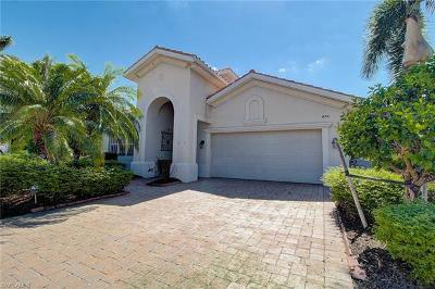 Estero Single Family Home For Sale: 8791 Largo Mar Dr