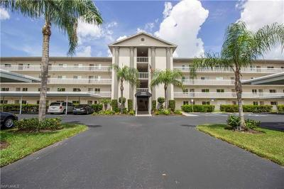 Fort Myers Condo/Townhouse For Sale: 14871 Hole In One Cir #109