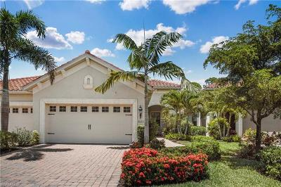 Estero Single Family Home For Sale: 10052 Montevina Dr
