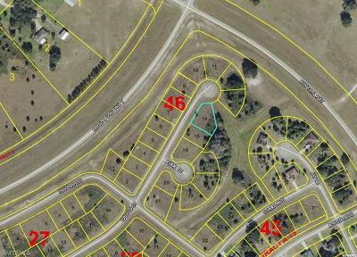 Glades County Residential Lots & Land For Sale: Calico St
