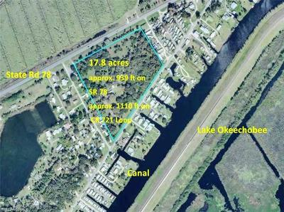 Glades County Residential Lots & Land For Sale: 2965 County Road 721 Loop