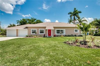 Fort Myers Single Family Home For Sale: 1003 Ione Dr