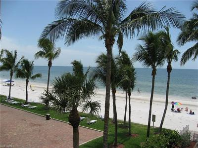 Fort Myers Beach Condo/Townhouse For Sale: 4750 Estero Blvd E #203