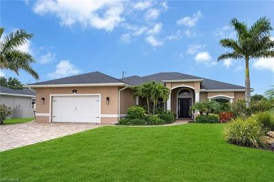 Cape Coral Single Family Home For Sale: 1625 SW 30th Ter