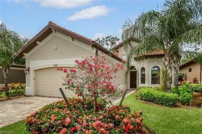 Single Family Home For Sale: 8316 Adelio Ln