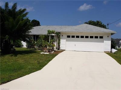 Cape Coral Single Family Home For Sale: 3214 Santa Barbara Blvd N