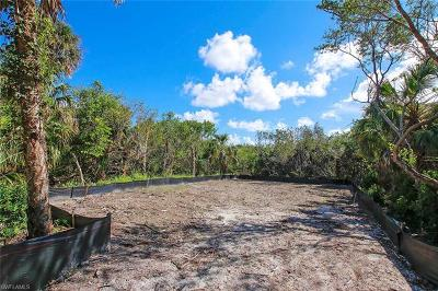 Sanibel Residential Lots & Land For Sale: 5170 Sea Bell Rd