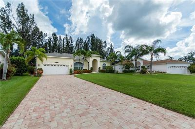 Fort Myers Single Family Home For Sale: 16528 Wellington Lakes Cir