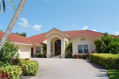 Fort Myers Single Family Home For Sale: 15609 Fiddlesticks Blvd