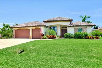 Cape Coral Single Family Home Pending With Contingencies: 1920 SE 9th Ter