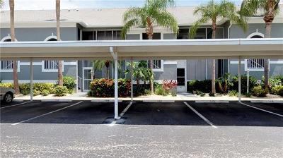 Cape Coral Condo/Townhouse For Sale: 1755 Cape Coral Pky E #113