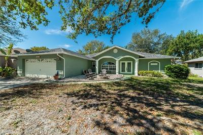 North Fort Myers Single Family Home For Sale: 13711 Willow Bridge Dr