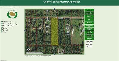 Naples Residential Lots & Land For Sale: 16th Ave NW