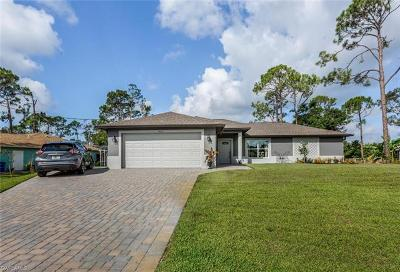 Fort Myers Single Family Home For Sale: 18614 Cedar Dr E