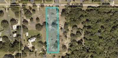 Alva Residential Lots & Land For Sale: 23160 N River Rd