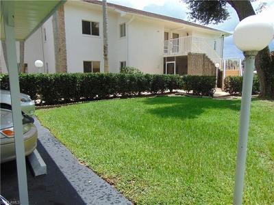 Lehigh Acres Condo/Townhouse For Sale: 1624 Covington Meadows Cir #105