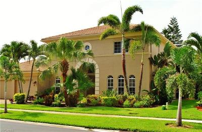 Fort Myers Single Family Home For Sale: 8890 Paseo De Valencia St