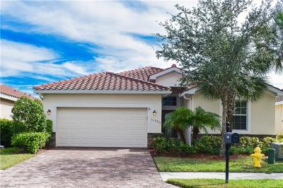 Lehigh Acres Single Family Home For Sale: 11693 Eros Rd