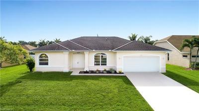 Cape Coral Single Family Home For Sale: 4923 SW 27th Ave